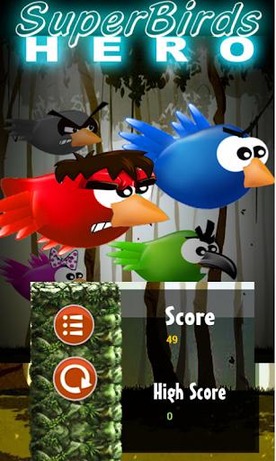 Super Bird Hero