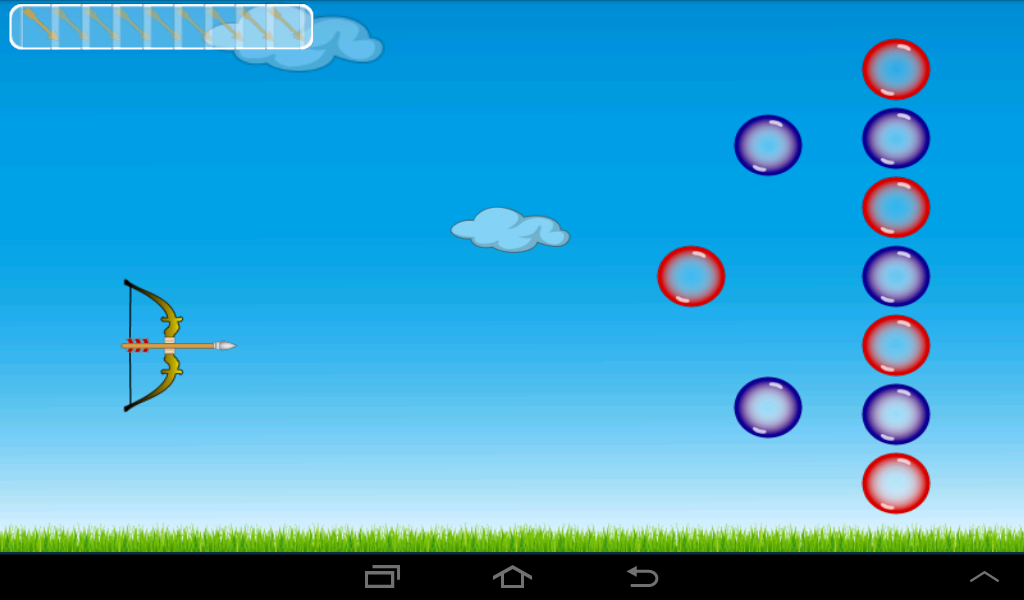 Archery - Bubble Shooting- screenshot