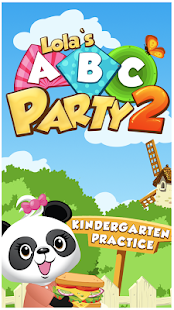 Lola's ABC Party 2- screenshot thumbnail