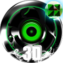 Green Twister Next Theme &icon icon