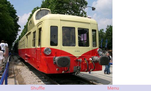 世界の電車パズル:ヨーロッパ