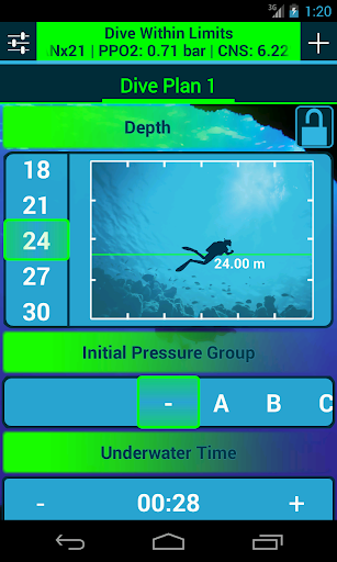 Dive Planner 2 Free
