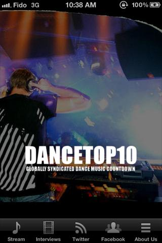 Dance Music Countdown - Top 10