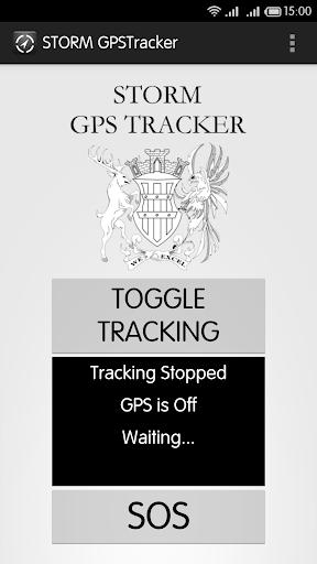 STORM GPSTracker