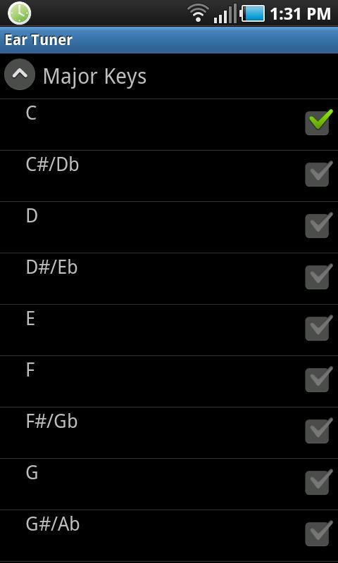 Ear Tuner- screenshot