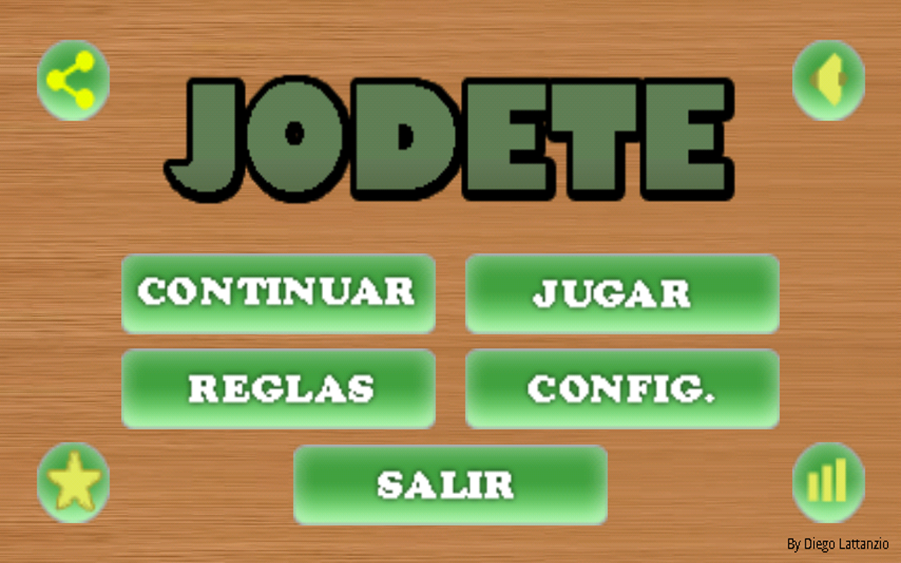 Jodete - screenshot
