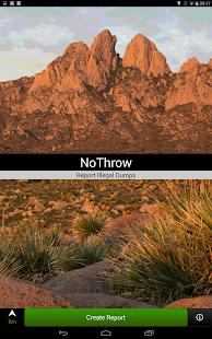 NoThrow - screenshot thumbnail