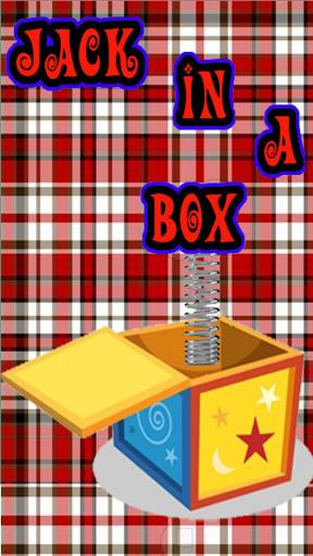 CLOWN JACK-IN-A-BOX