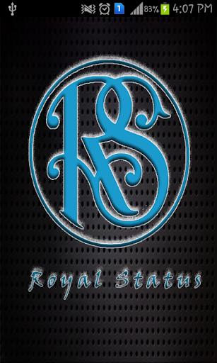 Royal Status for Facebook