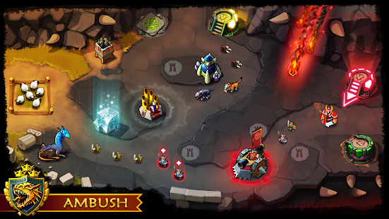 Ambush! - Tower Offense- screenshot thumbnail