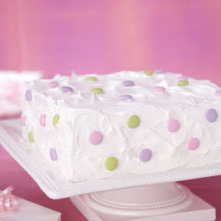 Breyers Ice Cream Birthday Cake.