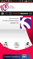 Screenshot of CADENA 100