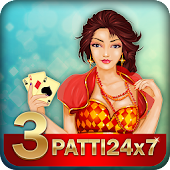 24x7 Teen Patti - Indian Poker