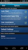 Screenshot of Express App Locker Free