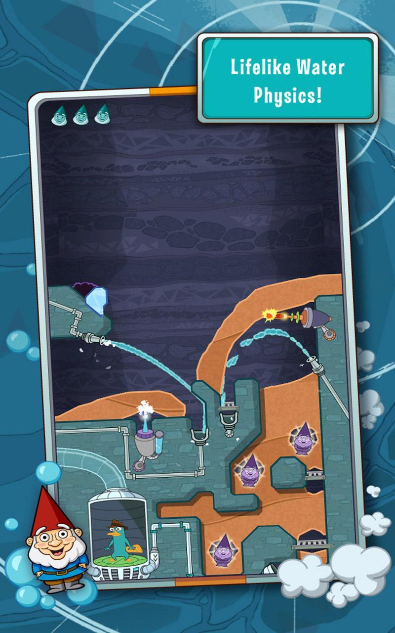Where's My Perry? Free screenshot #1