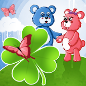 GO Launcher Theme teddy bears