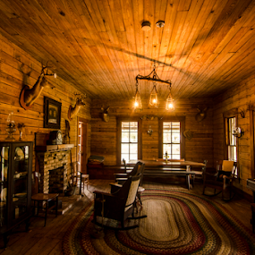 living room by David Ubach - Buildings & Architecture Other Interior ( old, vintage, house, historic, civil war home, room )