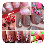 Nails art design. Vol 1