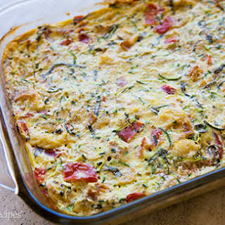Ricotta Cheese Breakfast Casserole Recipes.