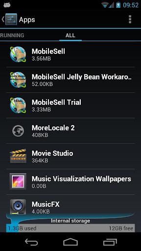 MobileSell JB Workaround