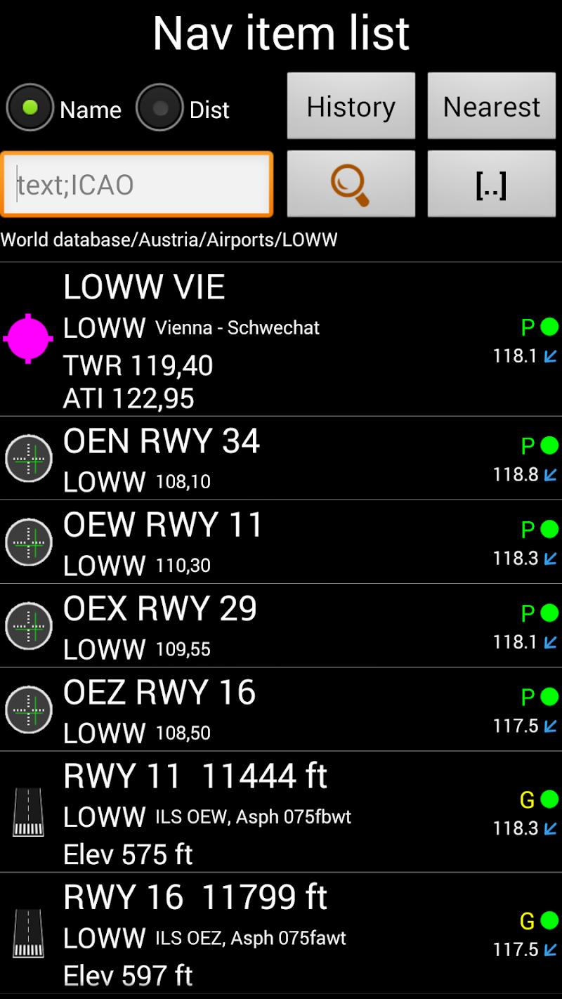 FLY is FUN Aviation Navigation Screenshot 5