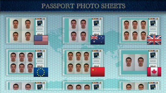 Passport Photo- screenshot thumbnail