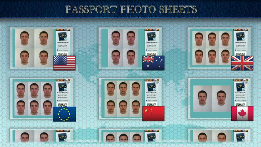 Passport Photo- screenshot