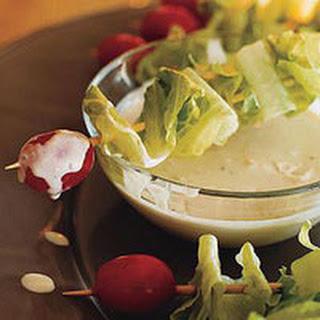 Caesar Salad Skewers