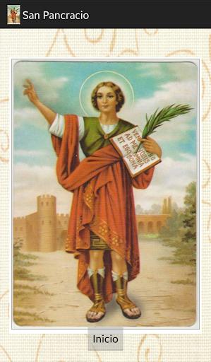 San Pancracio Novena