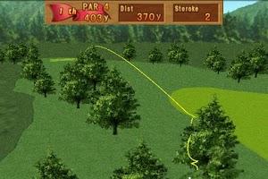Screenshot of Cup! Cup! Golf 3D!