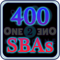 400 SBAs in Medicine + Surgery logo