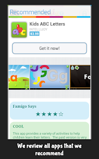 Famigo: Kid Lock, Family Games - screenshot thumbnail