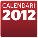 Calendari Ràdio Berga 2012 logo