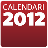 Calendari Ràdio Berga 2012