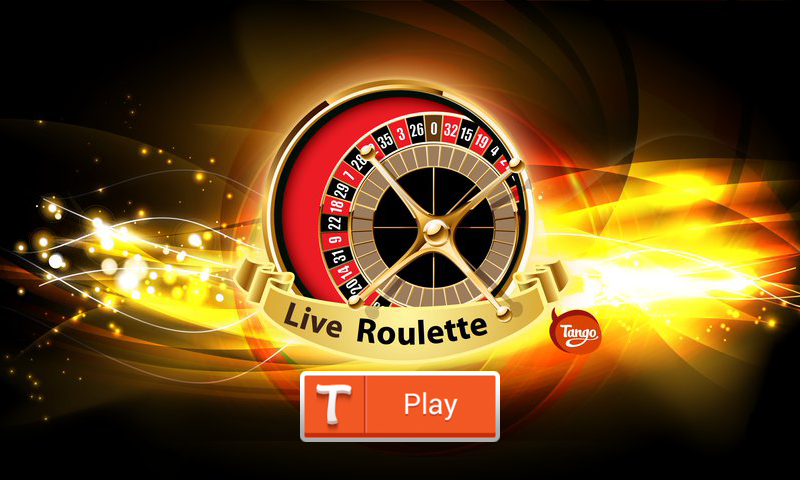 Roulette Live for Tango - screenshot
