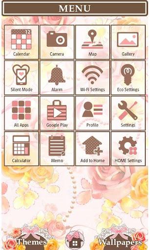 Girly Wallpaper Rose Garden 1.2 Windows u7528 3