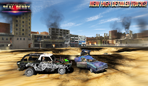 Real Derby Racing Full 2015 для планшетов на Android