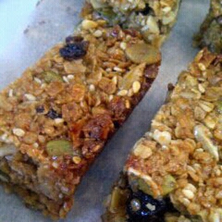 Annabel's Wholesome and Fruity Flapjack.