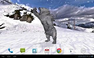 Screenshot of Pocket Bear 3D