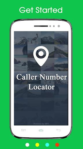 TrueCall Mobile Locator on Map