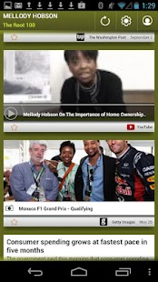 Mellody Hobson: The Root 100 - screenshot thumbnail