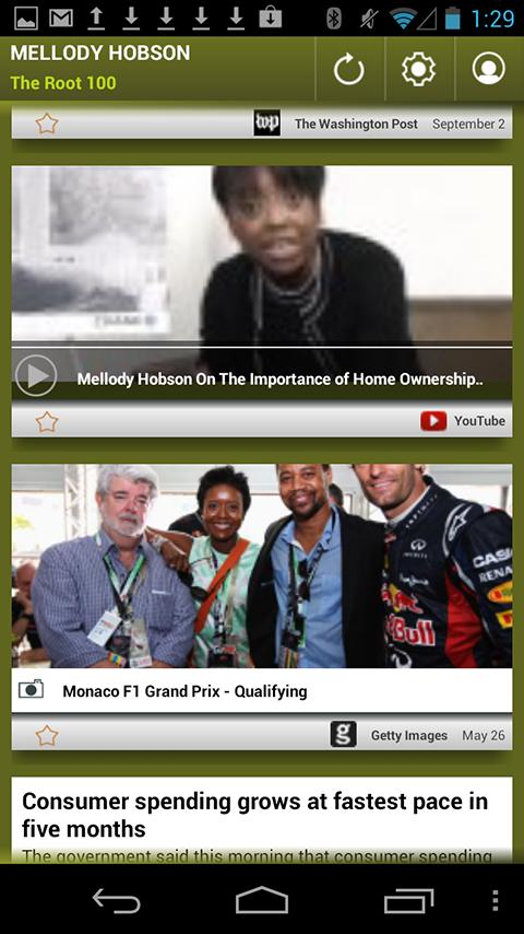 Mellody Hobson: The Root 100 - screenshot
