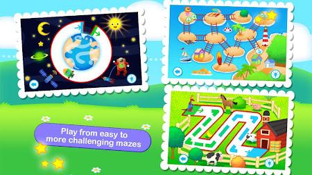 Toddler Maze 123 for Kids Free 2.4 screenshot 314737