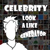 Celebrity Look ALike Generator