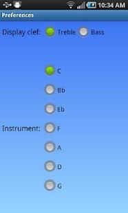 iImprov Chord/Scale Compendium- screenshot thumbnail