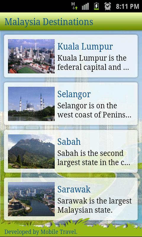 Malaysia Tour Operators Travel Agents
