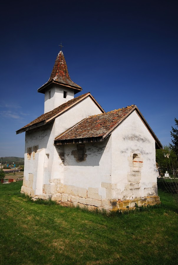 Sztrigyszentgyorgy by Sámuel Zalányi - Buildings & Architecture Places of Worship ( style, sztrigy, roman, transylvania, strei,  )