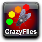 Crazy Flies LiveWallpaper Free