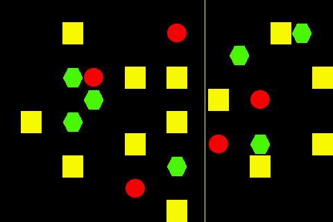 Sonorox Sequencer (Tenori-on)- screenshot