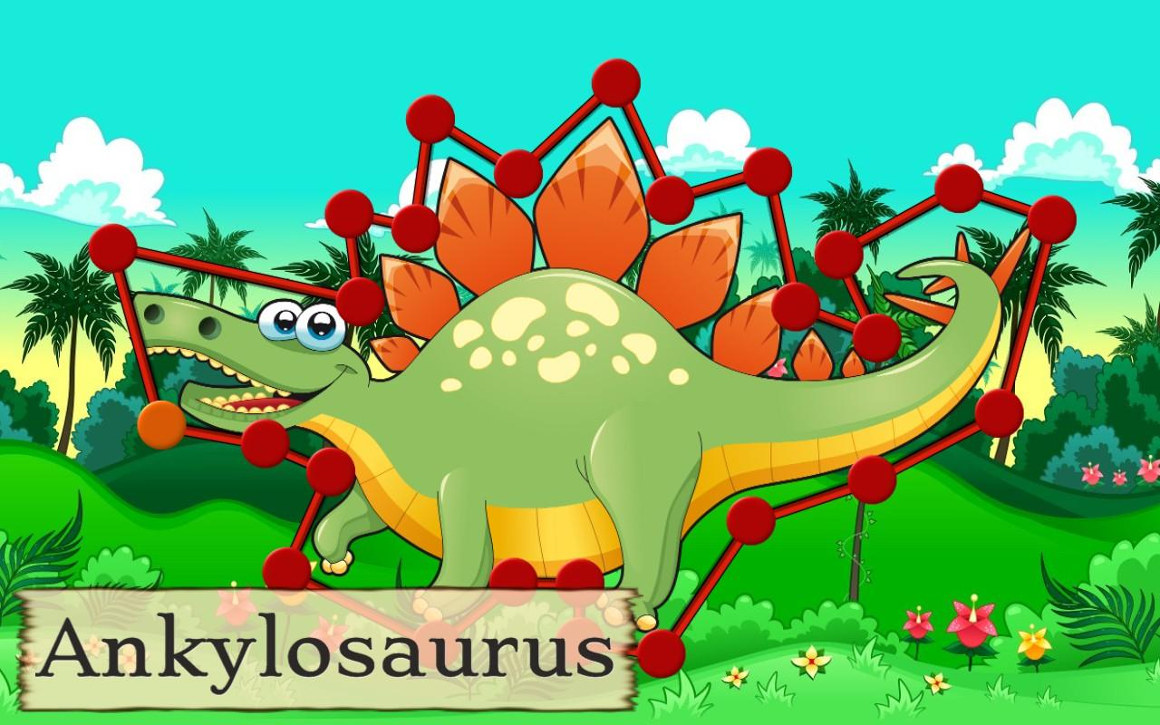 dinosaur kids connect the dots android apps on google play